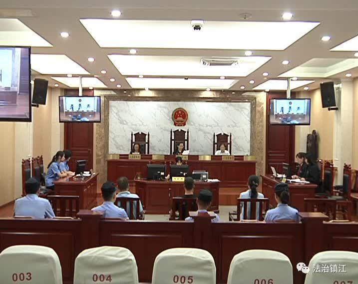 两男一女在镇江市区某出租房内做这个,两个月非法获利十多万!