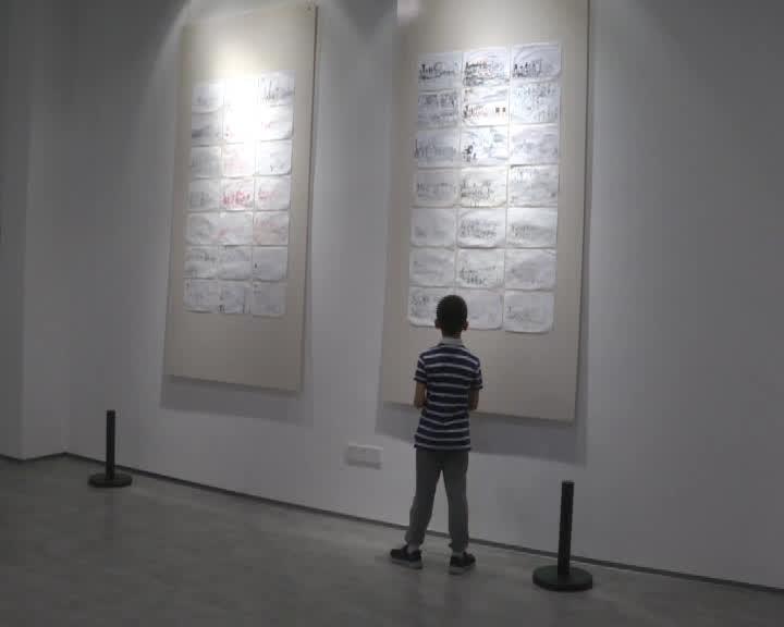 十岁男孩举办个人画展10.jpg